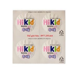 Sữa Hikid Cô Đặc Dạng Viên Cho Bé Từ 1 Tuổi Của Hàn Quốc