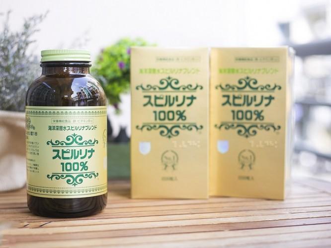 [Bật mí] 10+ công dụng tảo xoắn Nhật Bản 2200 viên
