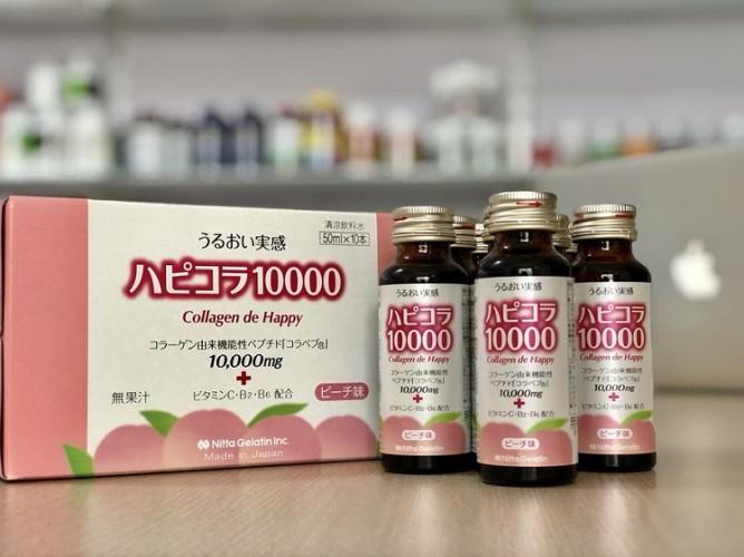 [Review] Nước uống Collagen De Happy 10000mg có tốt không?