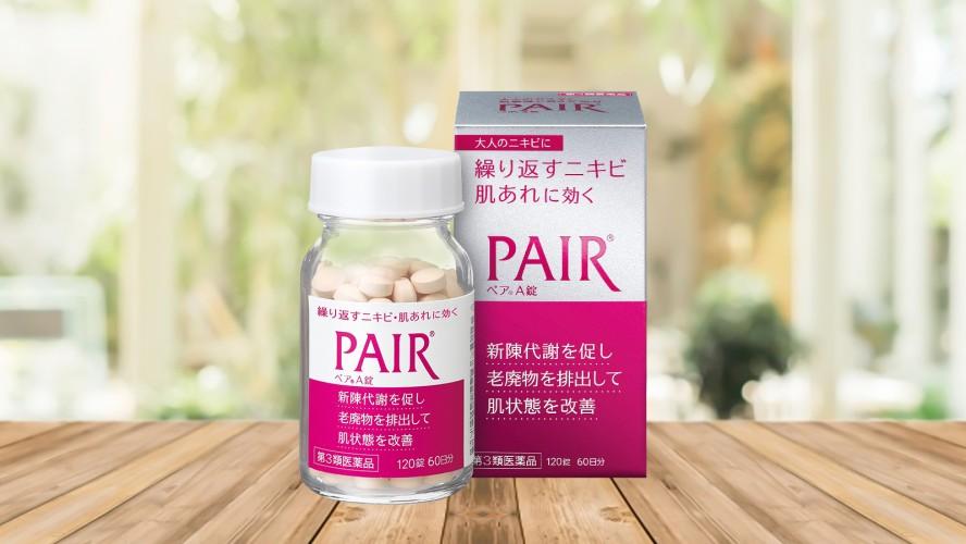 Viên uống trị mụn Pair Nhật Bản review chi tiết từ chuyên gia và người dùng