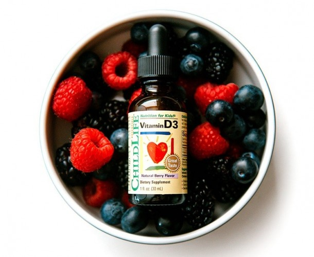 Cách dùng Vitamin D3 Childlifemẹ nên biết