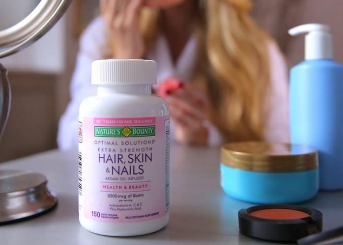 [Đánh giá] Thuốc Hair Skin Nails có tốt không?