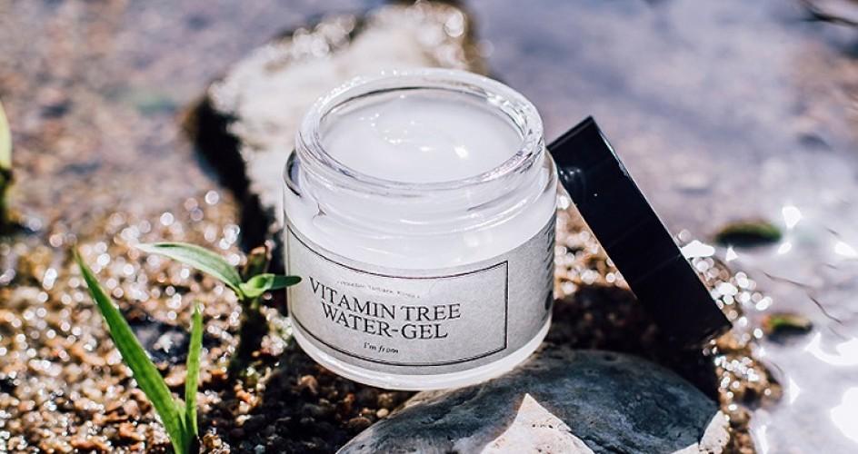Review kem dưỡng ẩm Vitamin Tree Water Gel
