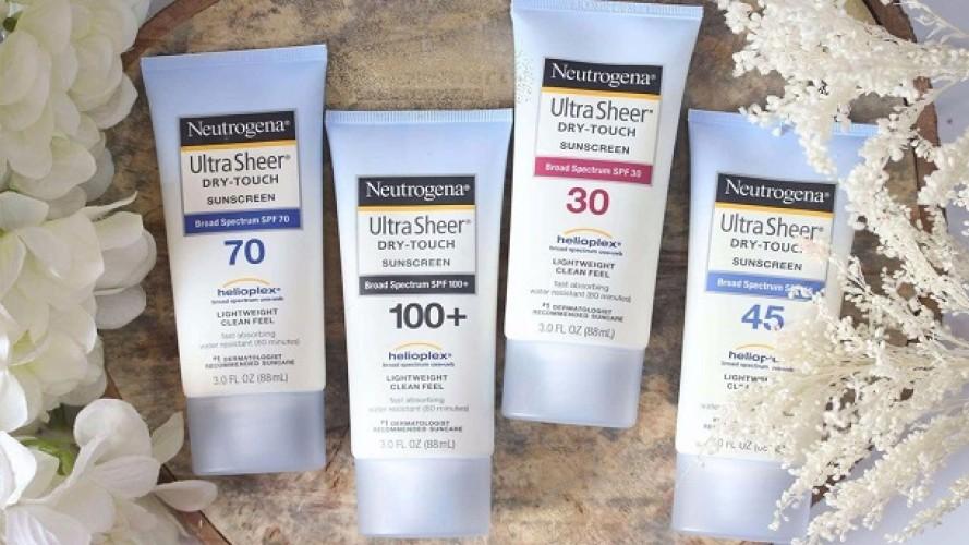 [Review] Top 3 kem chống nắng Neutrogena có tốt không? Thành phần và công dụng