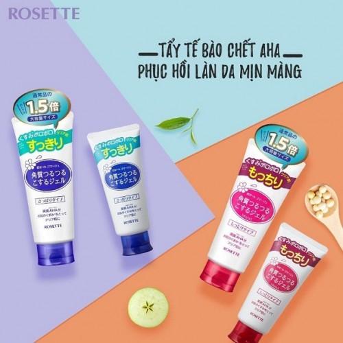 Cách sử dụng tẩy tế bào chết rosette đúng chuẩn cho da mặt