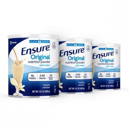 Review Sữa Ensure có tác dụng gì? Gồm những loại nào?