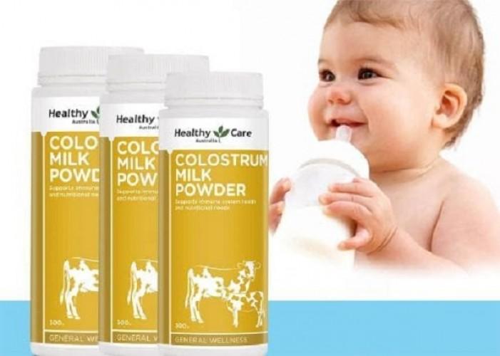 Review sữa non Healthy Care của Úc có thật sự tốt?