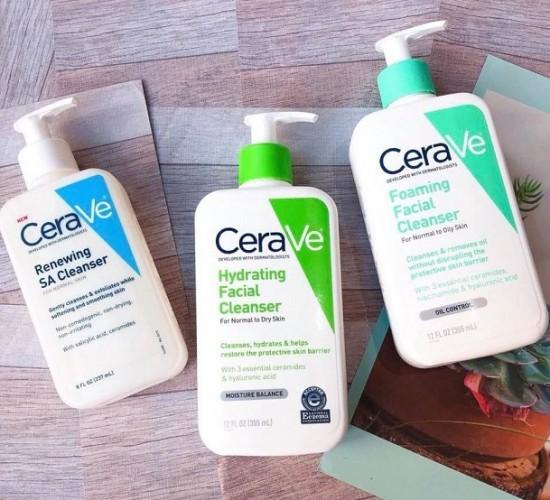 Review sữa rửa mặt Cerave có tốt không: Thành phần và công dụng