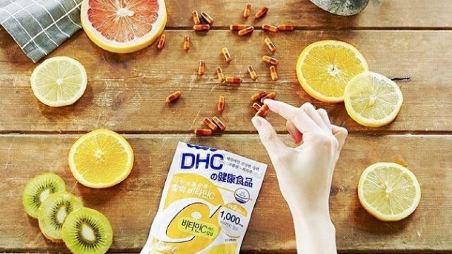 [TƯ VẤN] Uống Vitamin C DHC bao lâu thì dừng? Có bị nổi mụn không?