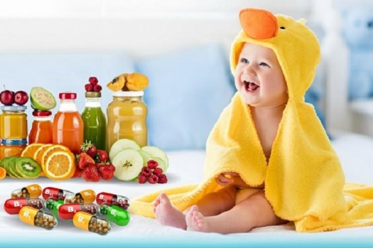 [Đánh Giá] Top 7 Vitamin tổng hợp cho bé được các chuyên gia khuyên dùng