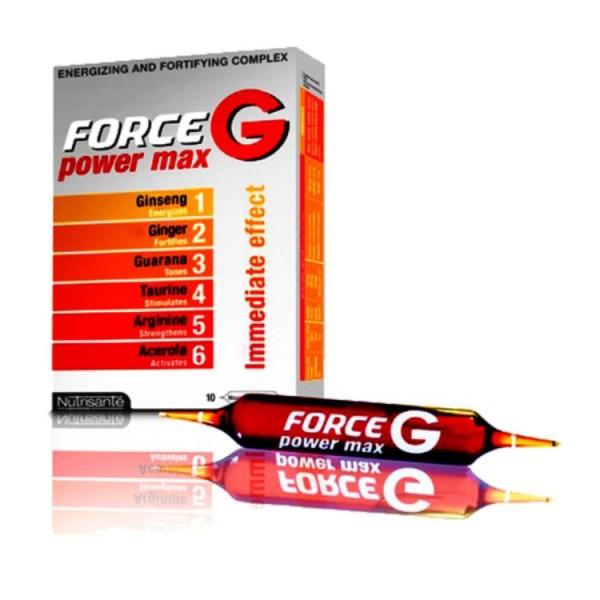 Force G Power Max 20 Dạng Ống Của Pháp