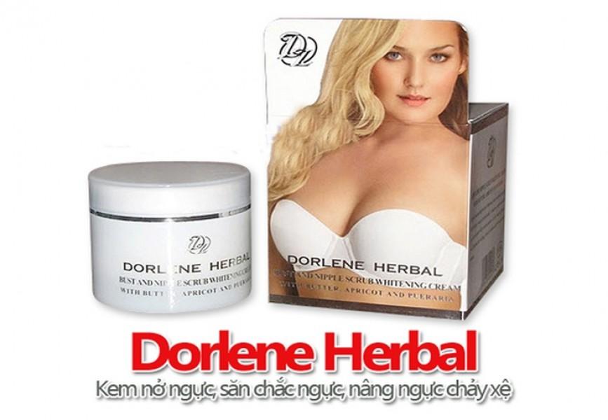 Kem Nở Ngực Dorlene Herbal Của Mỹ
