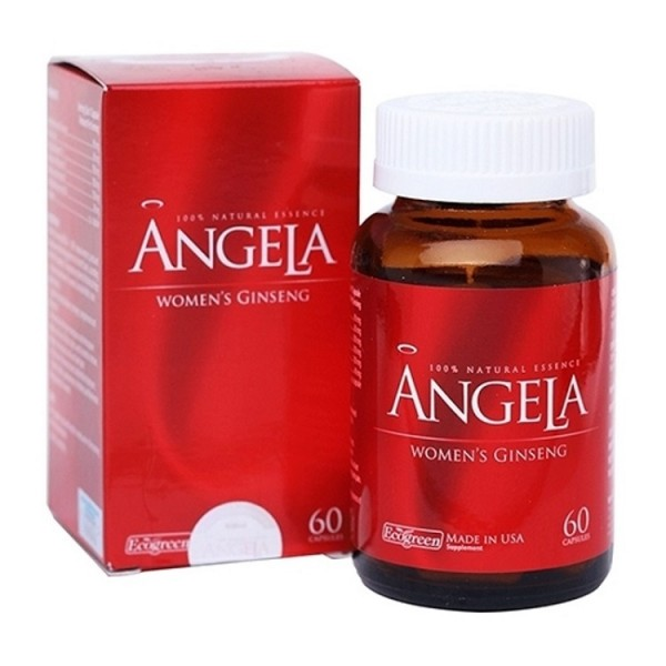 Sâm Angela Của Mỹ