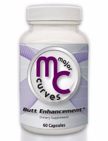 Viên Uống Nở Mông Major Curves Butt Enhancement