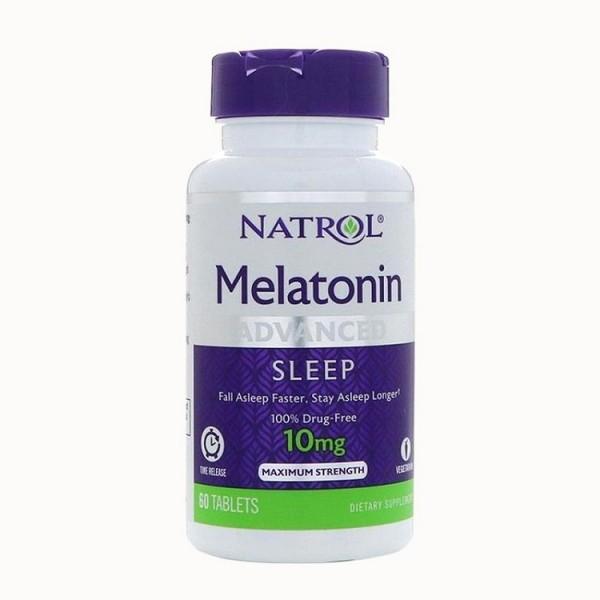 Natrol Melatonin 10mg Của Mỹ