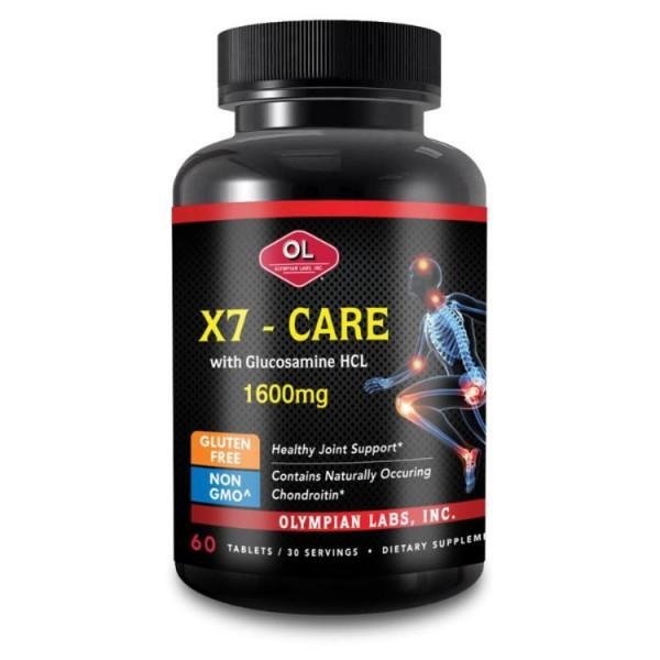Viên Uống X7 Care With Glucosamine HCL 1600mg