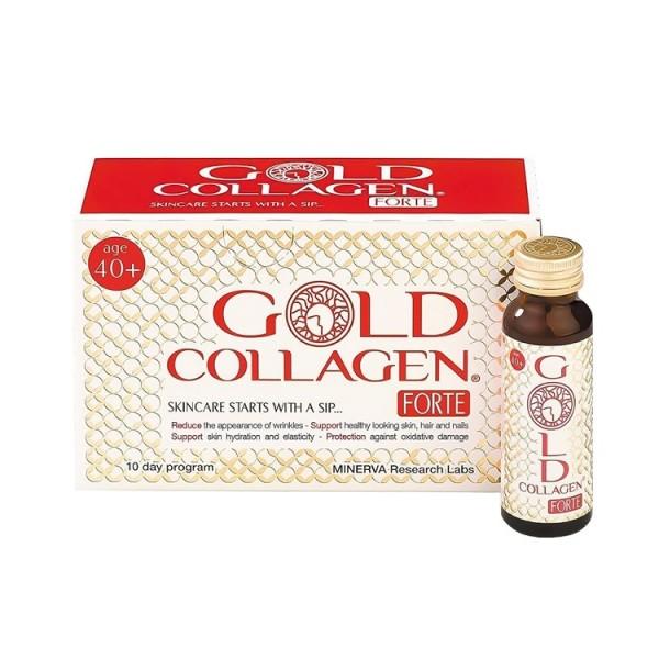 Nước Uống Gold Collagen Forte Nhật Bản