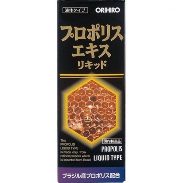 Keo Ong Orihiro Propolis Liquid Cô Đặc