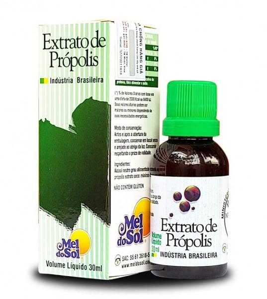 Keo Ong Xanh Meldosol Extratode Propolis Brazil