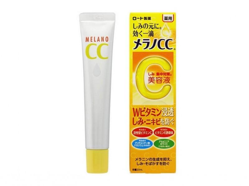 Serum CC Melano 20ml - Serum Hỗ Trợ Trị Thâm, Trắng Da