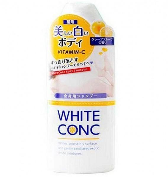 Sữa Tắm Dưỡng Da White Conc