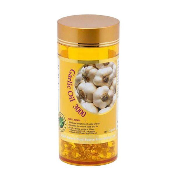 Tinh Dầu Tỏi Garlic Oil SpringLeaf