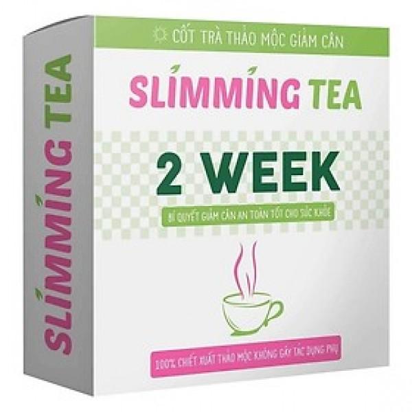 Trà Giảm Cân Slimming Tea 2 Week