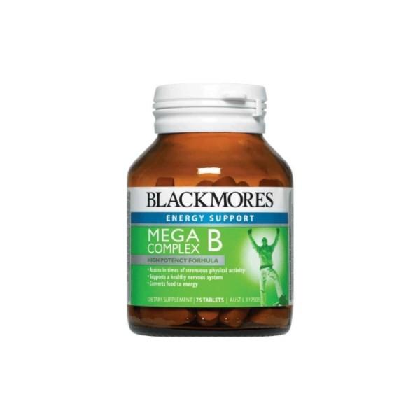 Viên Uống Blackmores Mega B Complex