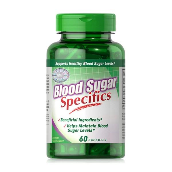 Viên Uống Blood Sugar Specifics Của Mỹ