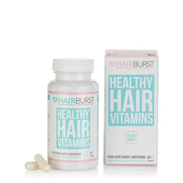 Viên Uống Hỗ Trợ Mọc Tóc Hairburst Burst