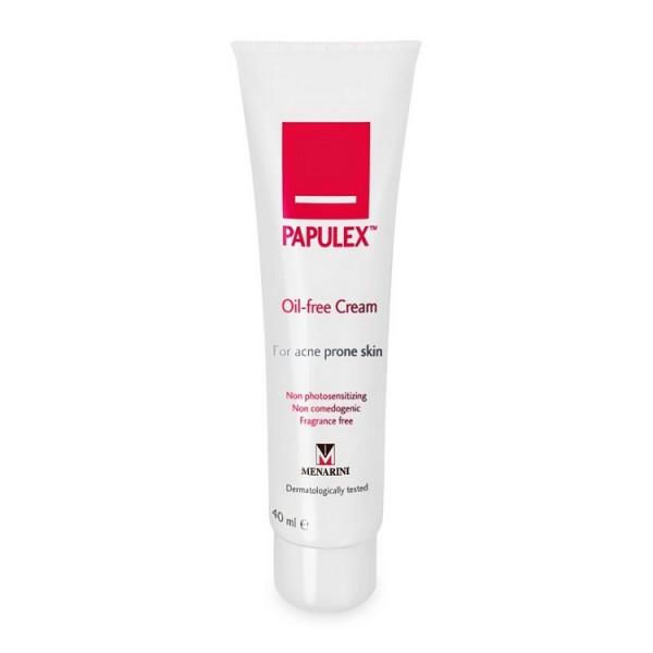 Kem Dưỡng Ẩm Cải Thiện Mụn Papulex Oil-free Cream