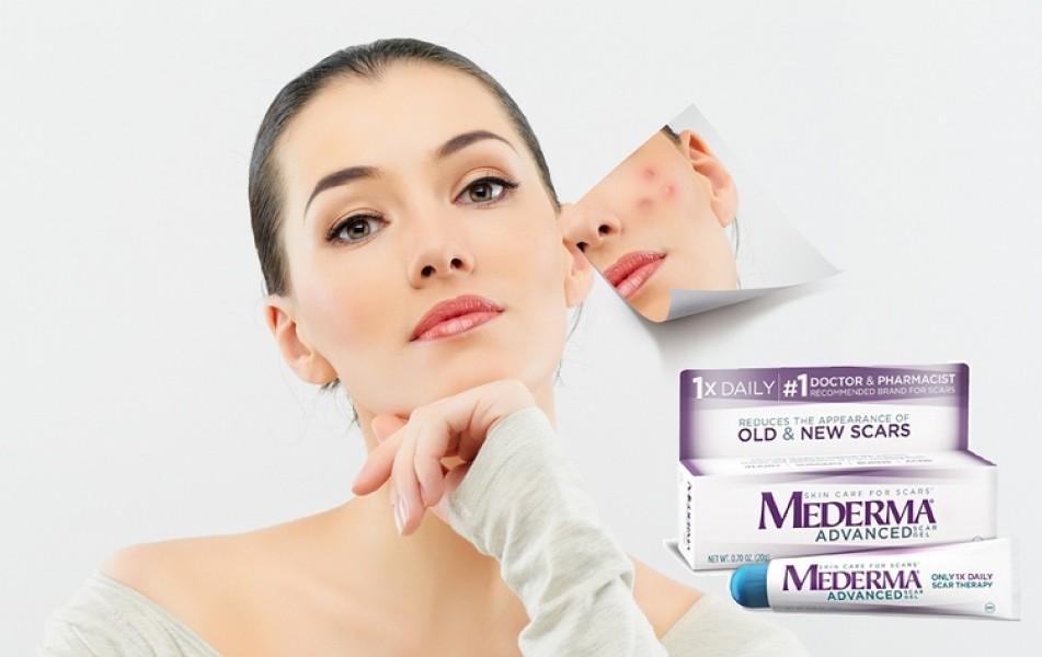 Kem Cải Thiện Sẹo Mederma Advanced Scar Gel 20g