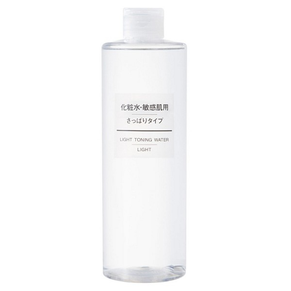 Nước Hoa Hồng Muji Light Toning Water 200ml