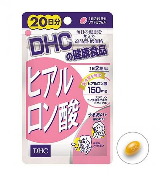 Viên Uống Cấp Ẩm DHC Hyaluronic Acid