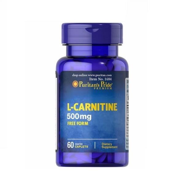 Viên Uống L-Carnitine 500Mg