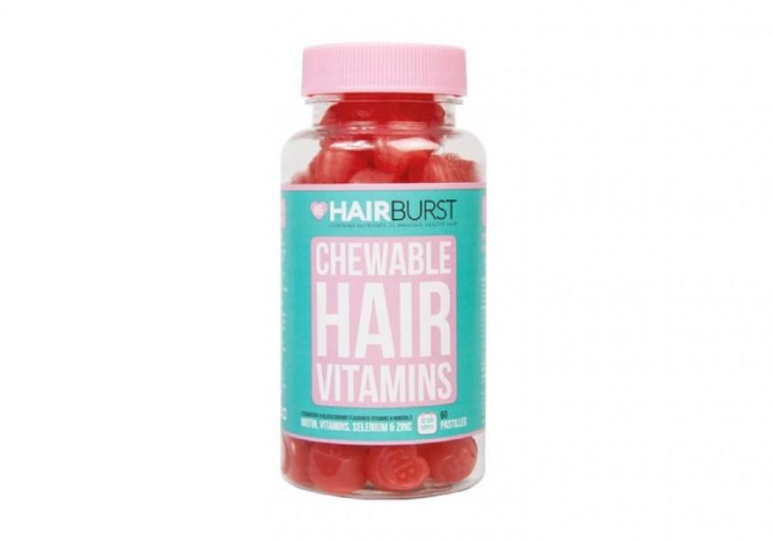 Kẹo Hỗ Trợ Mọc Tóc, Ngăn Rụng Tóc Hairburst