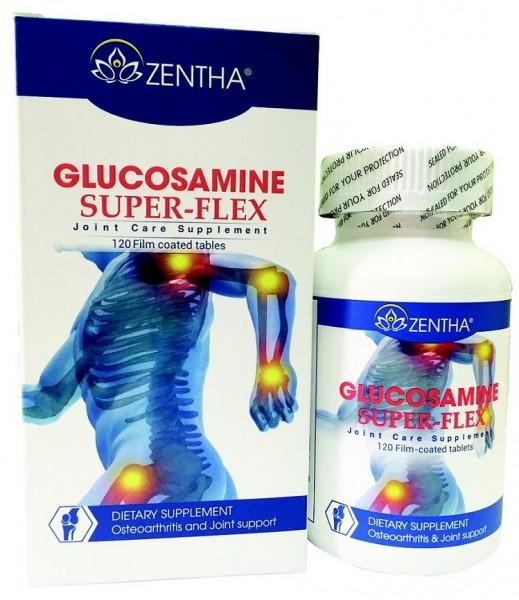 Viên Uống Zentha Glucosamine Super - Flex