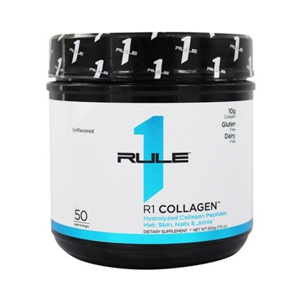 Thức Uống Rule 1 Collagen 50 Serv Unflavored
