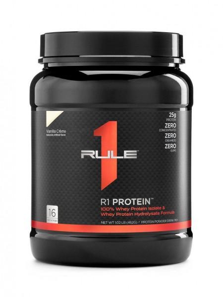 Thực Phẩm Tăng Cơ Rule 1 R1 Protein 1.06 LBS 16 Serving (Hydrolysate Formula)