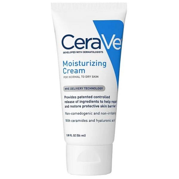Kem Dưỡng Ẩm Cerave Moisturizing Cream 56ml