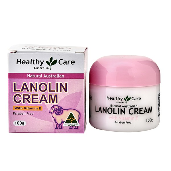 Kem Nhau Thai Cừu Lanolin Cream With Vitamin E