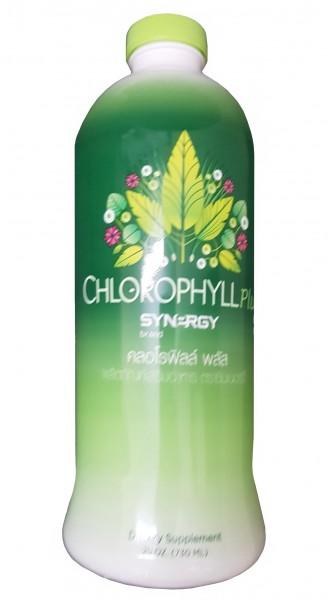 Nước Diệp Lục Chlorophyll Synergy 750ml Của Mỹ