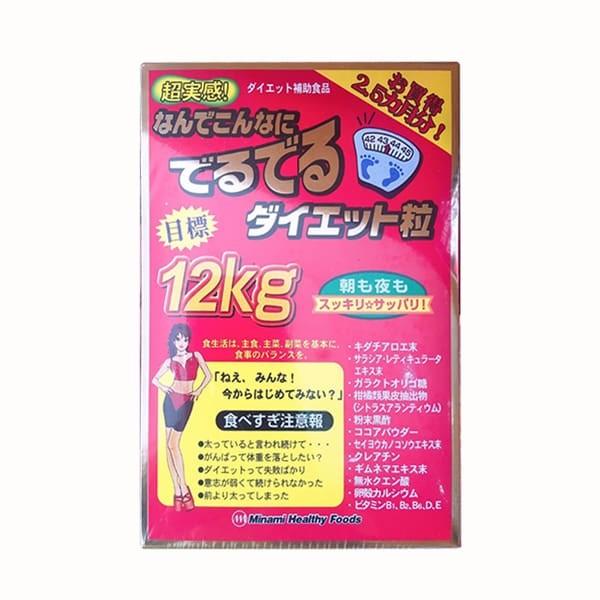 Viên Uống Giảm Cân 12kg Minami Healthy Foods