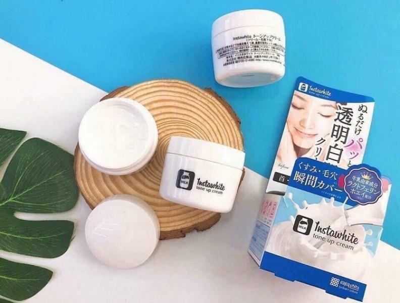 Kem Dưỡng Trắng Da Meishoku Instawhite Tone Up Cream