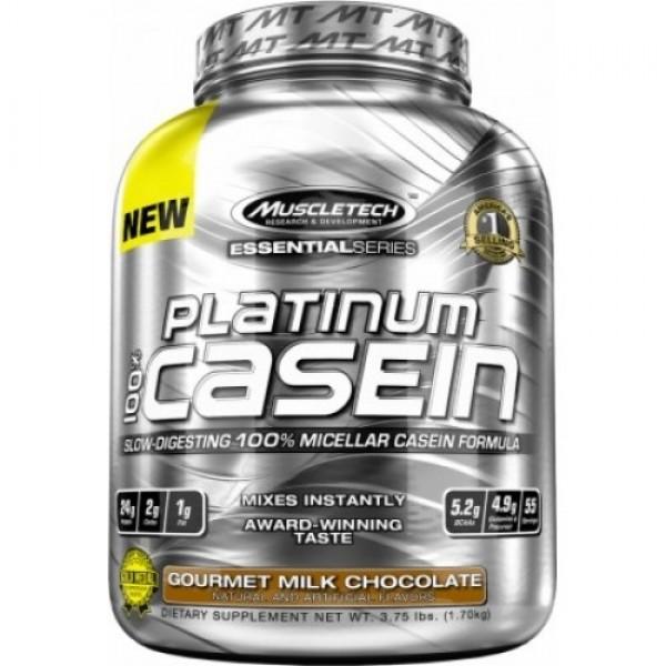 Platinum Casein MuscleTech 4Lbs