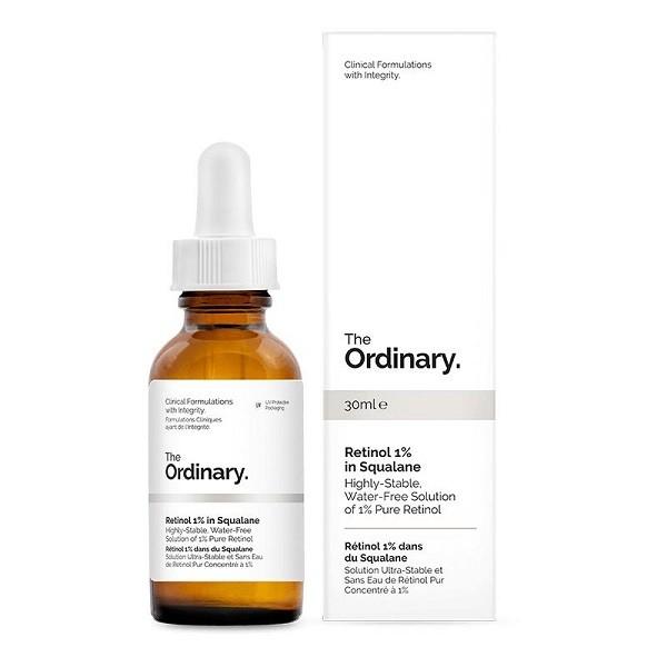 Serum The Ordinary Retinol 1% In Squalane 30ml