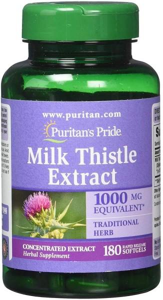 Milk Thistle Extract Hãng Puritan Pride 1000 Mg