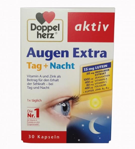 Viên Uống Doppelherz Augen Extra Tag + Nacht