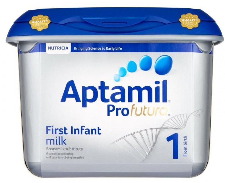 Sữa Aptamil Số 1 Của Anh Cho Trẻ 0-6 Tháng Tuổi