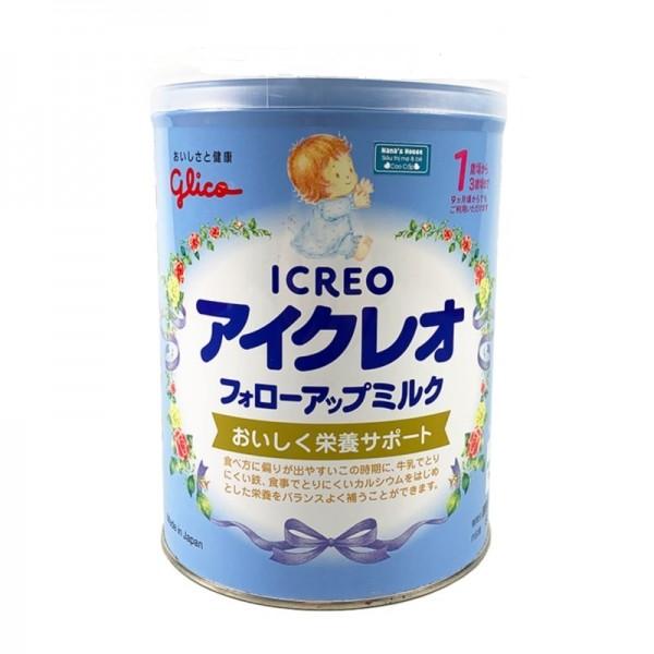 Sữa Glico Icreo Số 1 Cho Trẻ Từ 1 - 3 Tuổi